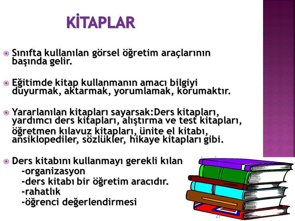 Kitaplar Ders Kitapları Görsel Araçlar Alıştırma Kitapları Öğretmen Kitapları Kaynak Kitaplar 20