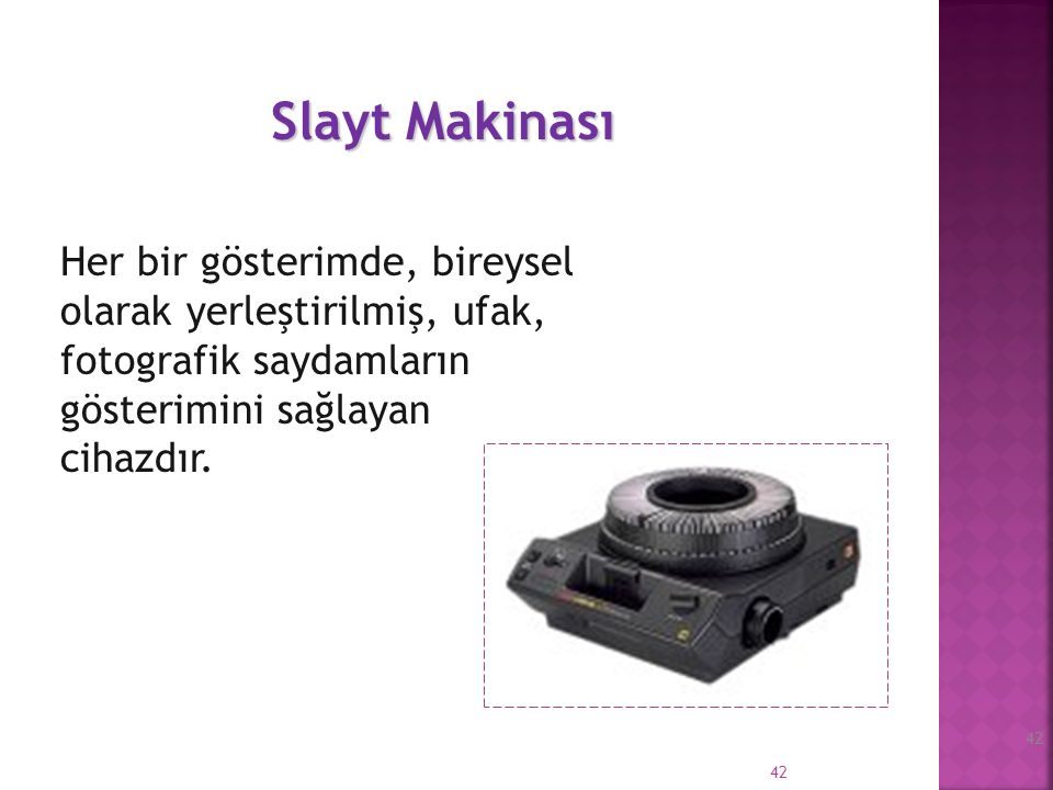 41 Yansıların Hazırlanması Türkiye'de Bilgisayar Okur-Yazarı Oranları Türkiye'de bilgisayar okur-yazarı oranları; 1998' de %15, 1999'da %18, 2000'de %22 ve 2001 yılında ise %32 olarak tespit edilmiştir.