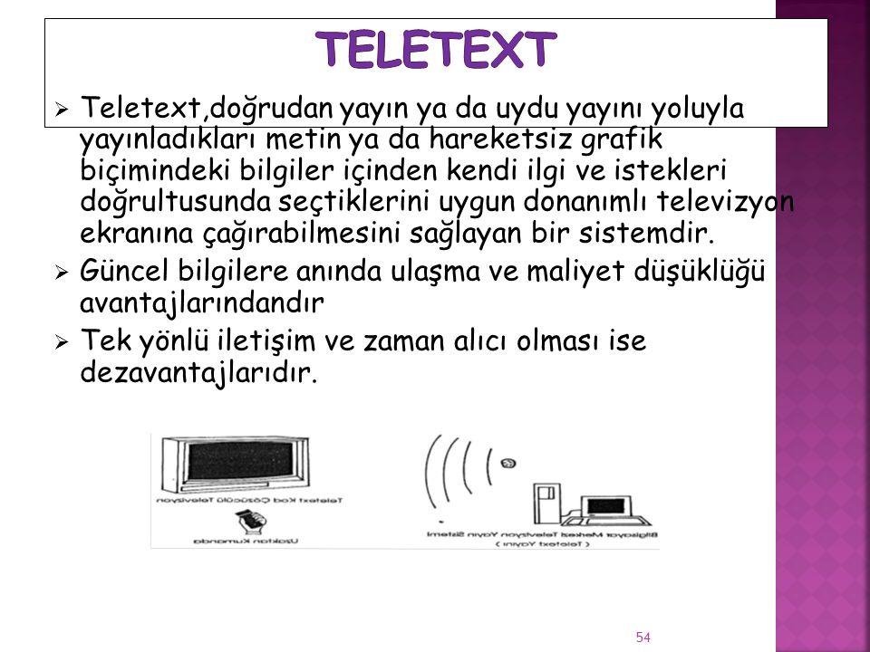  Audio text, kullanıcı kişinin ulaşmak istediği bilgilerin daha önceden ses kaydı biçiminde depolanmış olduğu bir bilgisayarla telefon aracılığıyla mesaj alışverişi yapabilmesini sağlayan bir sistemdir  Kulanın kolaylıyı ve maliyetinin düşük olması avantajlarıdır  Sınırlı iletişim ve kullanım darlığı ise dezavantajlarıdır.