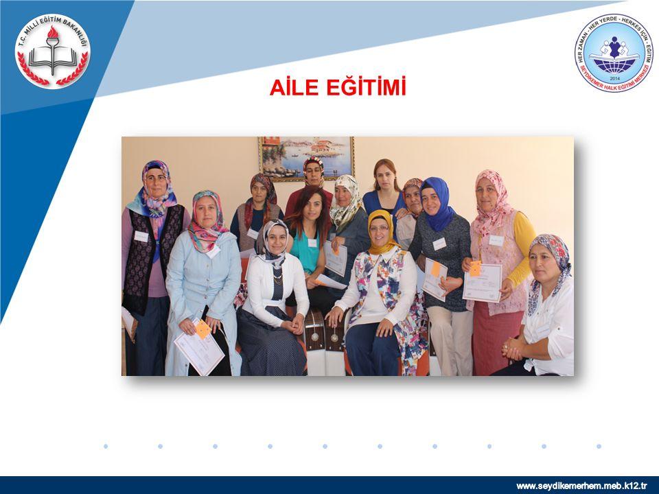 www.company.com AİLE EĞİTİMİ