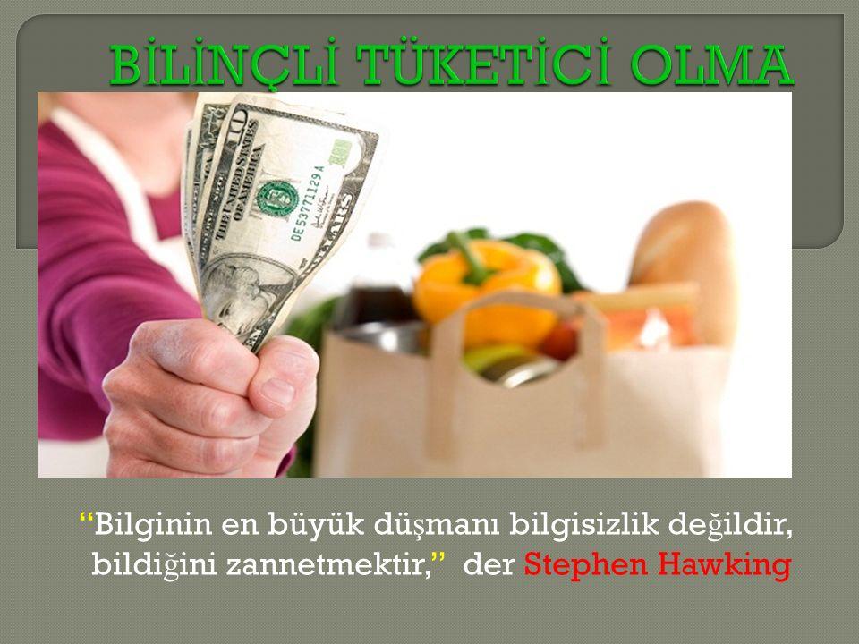 """""""Bilginin en büyük dü ş manı bilgisizlik de ğ ildir, bildi ğ ini zannetmektir,"""" der Stephen Hawking"""
