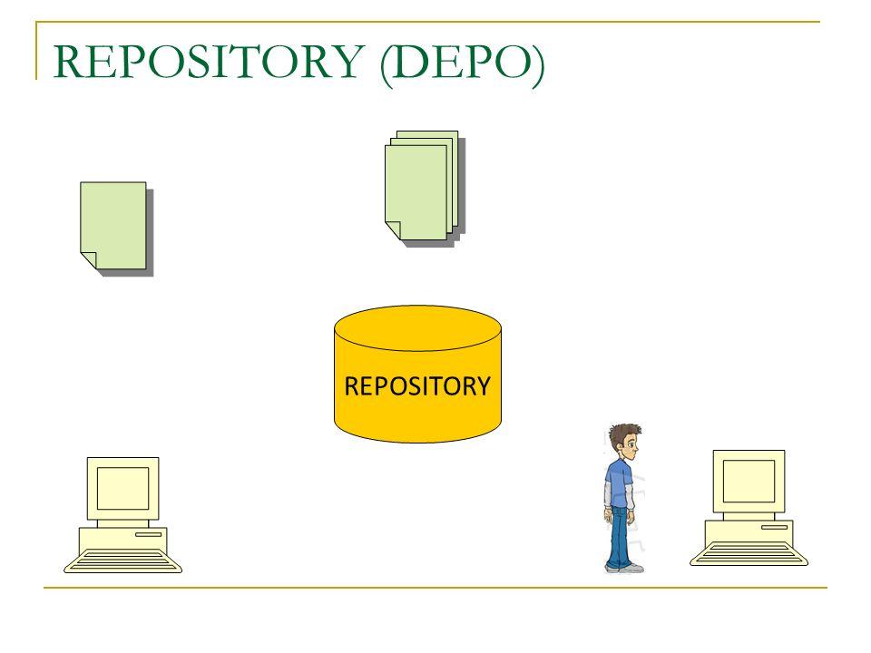 REPOSITORY (DEPO) REPOSITORY