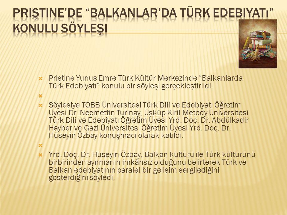 """ Türkiye'nin 2008 Frankfurt Kitap Fuarı'na Onur Konuğu olarak katılması kapsamında, 5-6 Eylül'de Literaturhaus - Berlin Edebiyat Evi'nde """"Çağdaş Türk"""