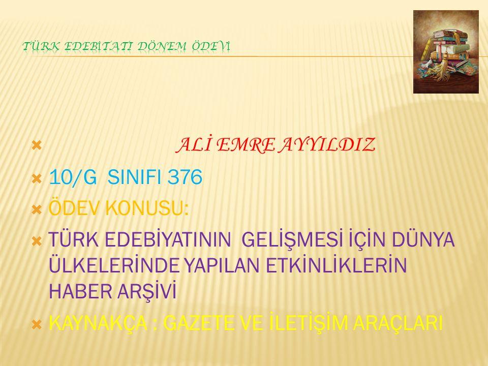  Türkiye edebiyatı, Türkiye nin 24 kentini ve 8 Avrupa ülkesini kapsayan Avrupa Edebiyatı Türkiye de-Türkiye Edebiyatı Avrupa da adlı kültür projesi kapsamında Avrupa yollarına çıkıyor.