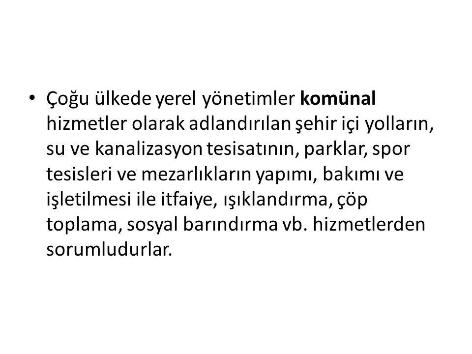Yeni ilçeler ve belediyeler kuruldu Aydın, Balıkesir, Denizli, Hatay, Malatya, Manisa, Kahramanmaraş, Mardin, Muğla, Tekirdağ, Trabzon, Şanlıurfa,Ordu ve Van illerinde yeni ilçe ve belediyeler kuruldu.