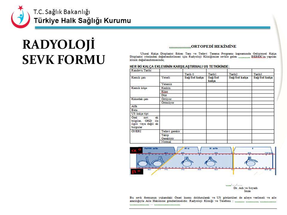 T.C. Sağlık Bakanlığı Türkiye Halk Sağlığı Kurumu AİLE HEKİMİNE SEVK FORMU