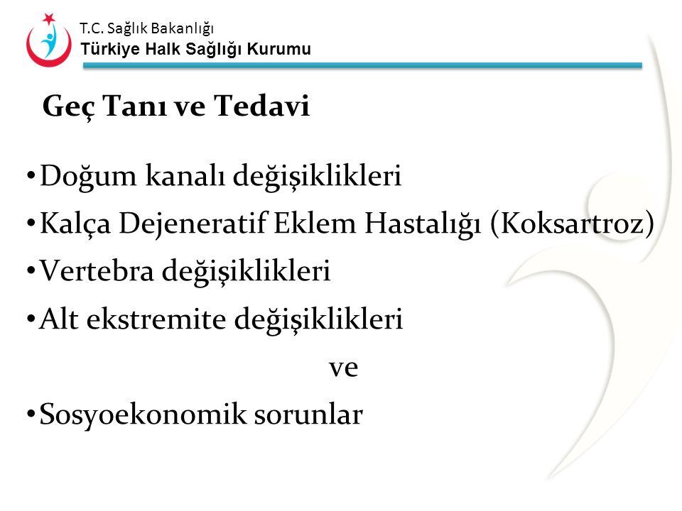 T.C. Sağlık Bakanlığı Türkiye Halk Sağlığı Kurumu Tedavi A. 0-6 ay arası doğuştan kalça çıkığı tedavisi I- Dinamik ortezler Pavlik Bandajı II- Statik