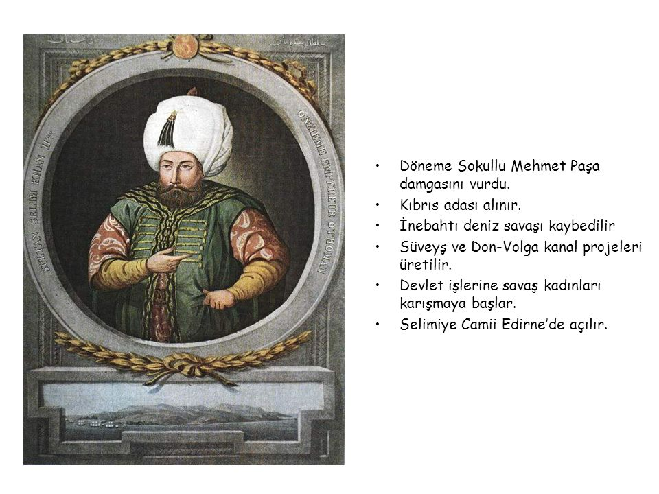 II.SELİM 1566-1574