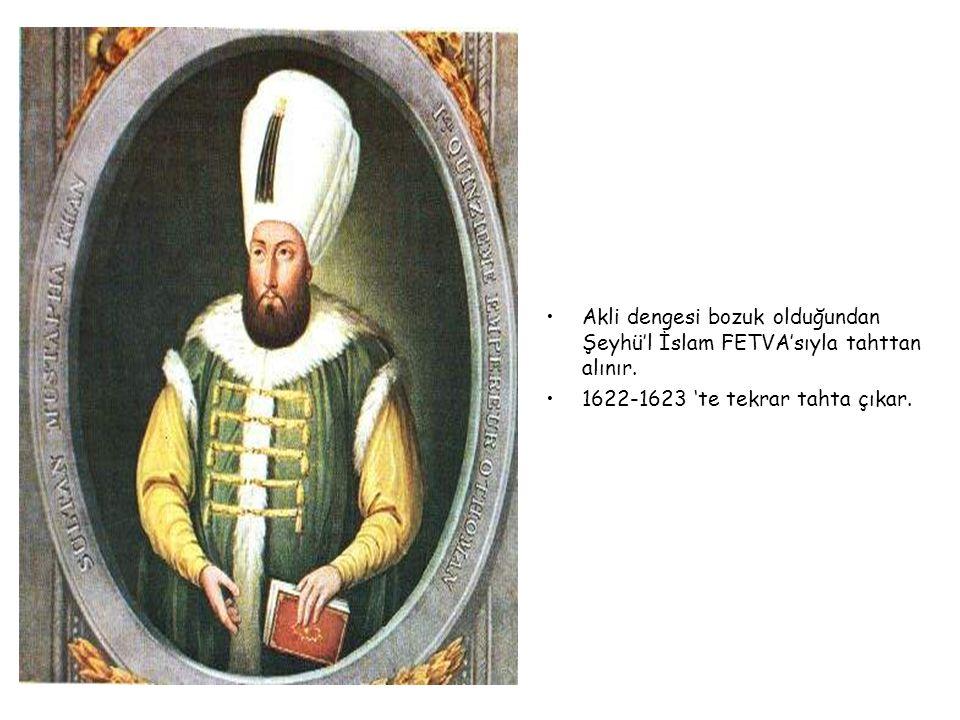 I.MUSTAFA 1617-1718