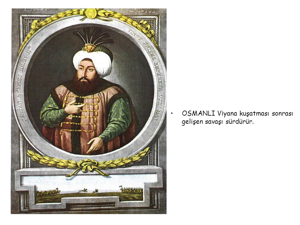 II. AHMET 1691-1695