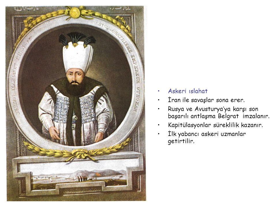 I. MAHMUT 1730-1754