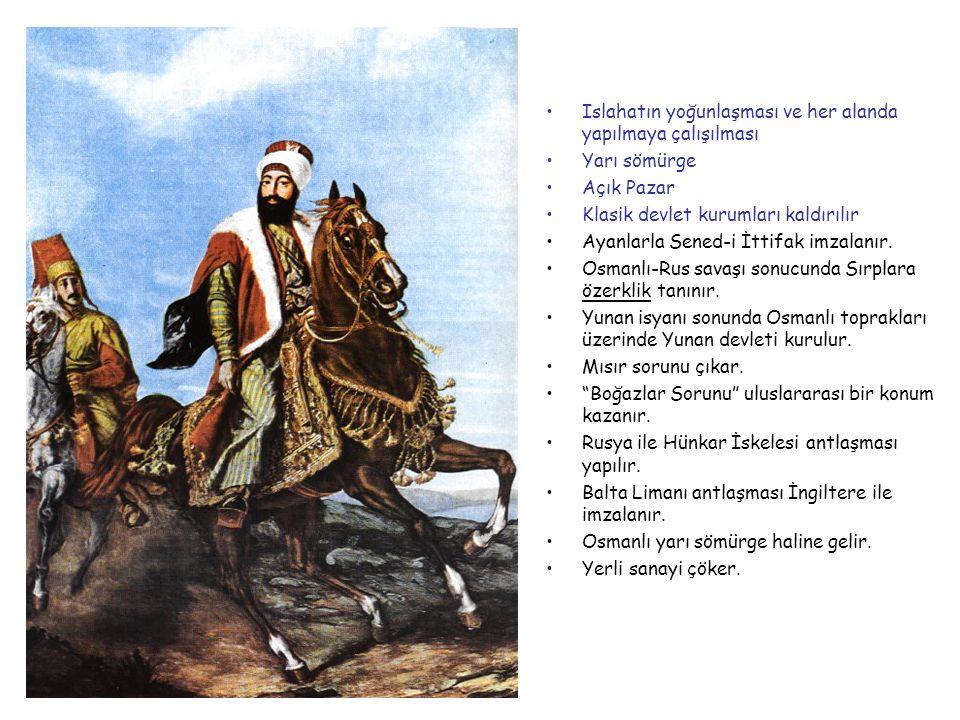 II.MAHMUT 1808-1839