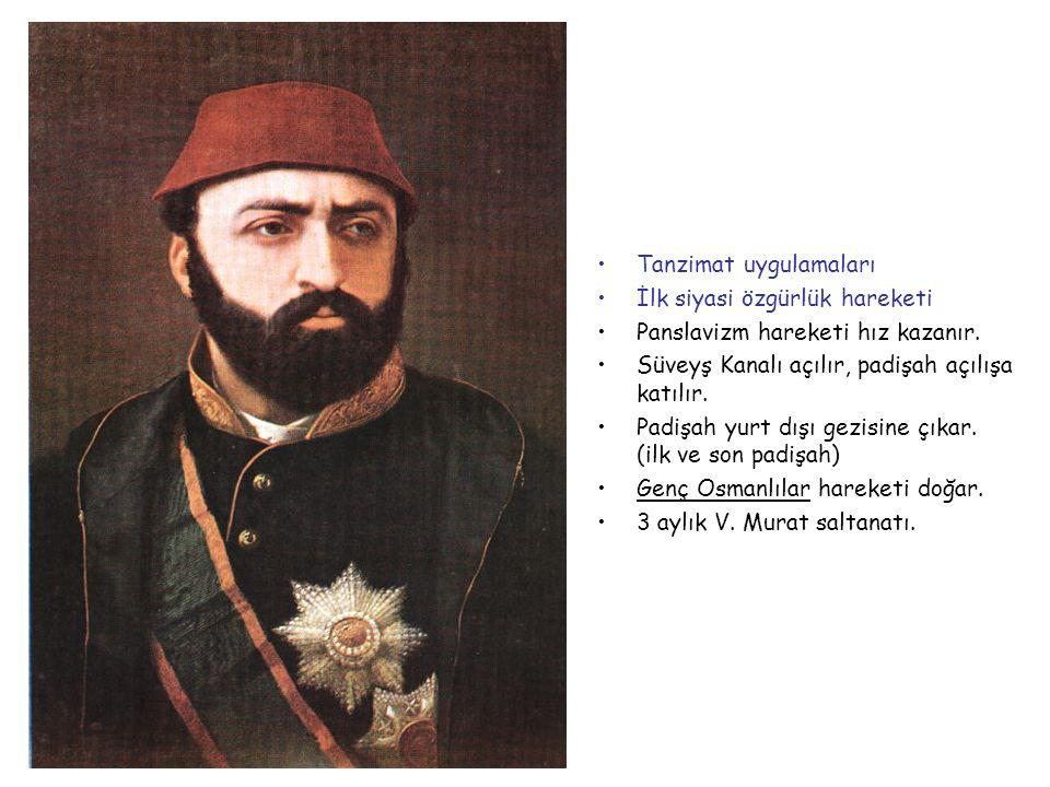 ABDÜLAZİZ 1861-1876