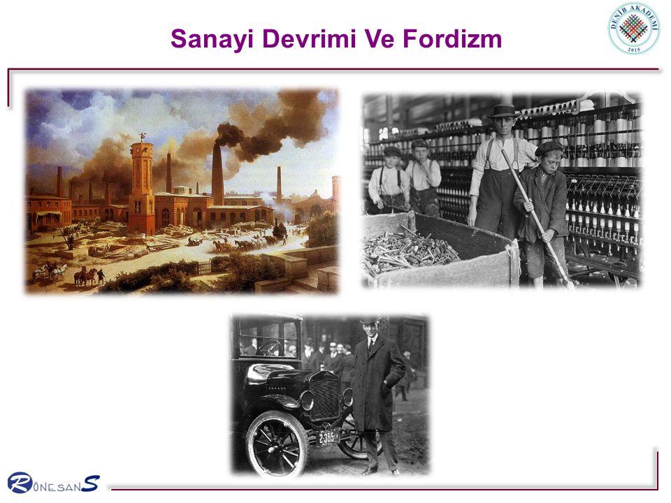 Sanayi Devrimi Ve Fordizm