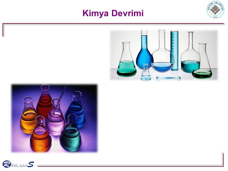 Kimya Devrimi