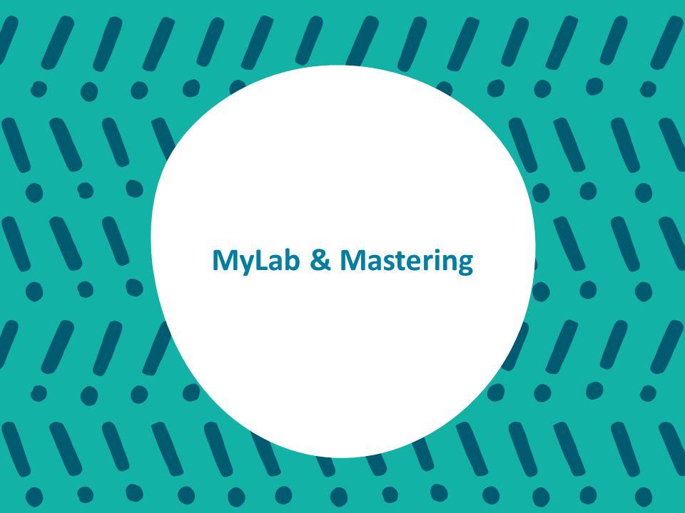 MyLab & Mastering