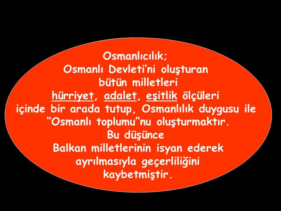 """II.Abdülhamit, Genç Osmanlılar hareketini destekleyen Mithat Paşa'yı sadrazamlığa getirdi ve onun başkanlığında bir komisyon """"Kanunuesasi'yi hazırladı"""