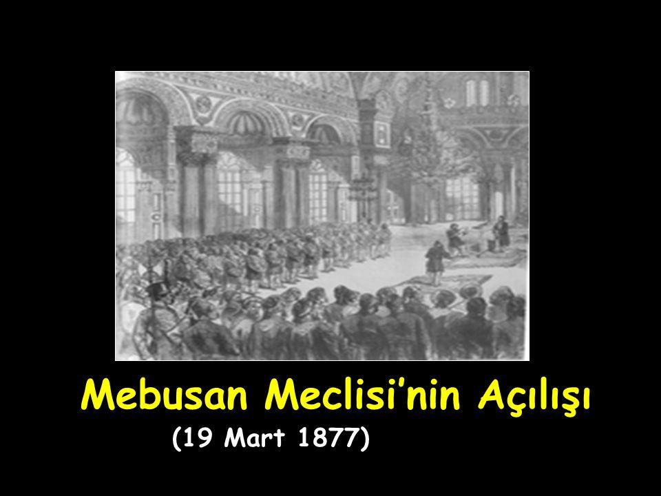 KANUNUESASİ YASAMAYÜRÜTME YARGI Mebusan Meclisi (Halk tarafından seçilen milletvekilleri) Ayan Meclisi (Padişah tarafından belirlenen milletvekilleri)