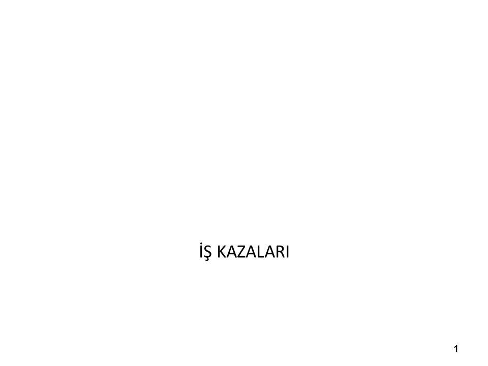İŞ KAZALARI 1