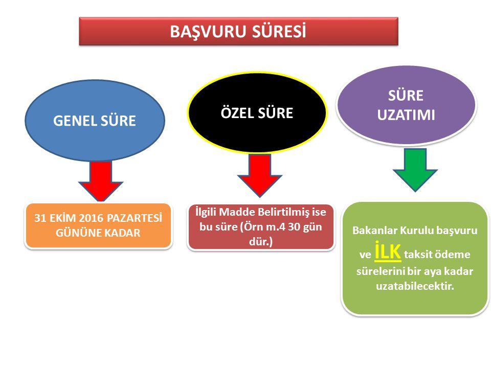 ORTAK HUSUSLAR M.5) 3.