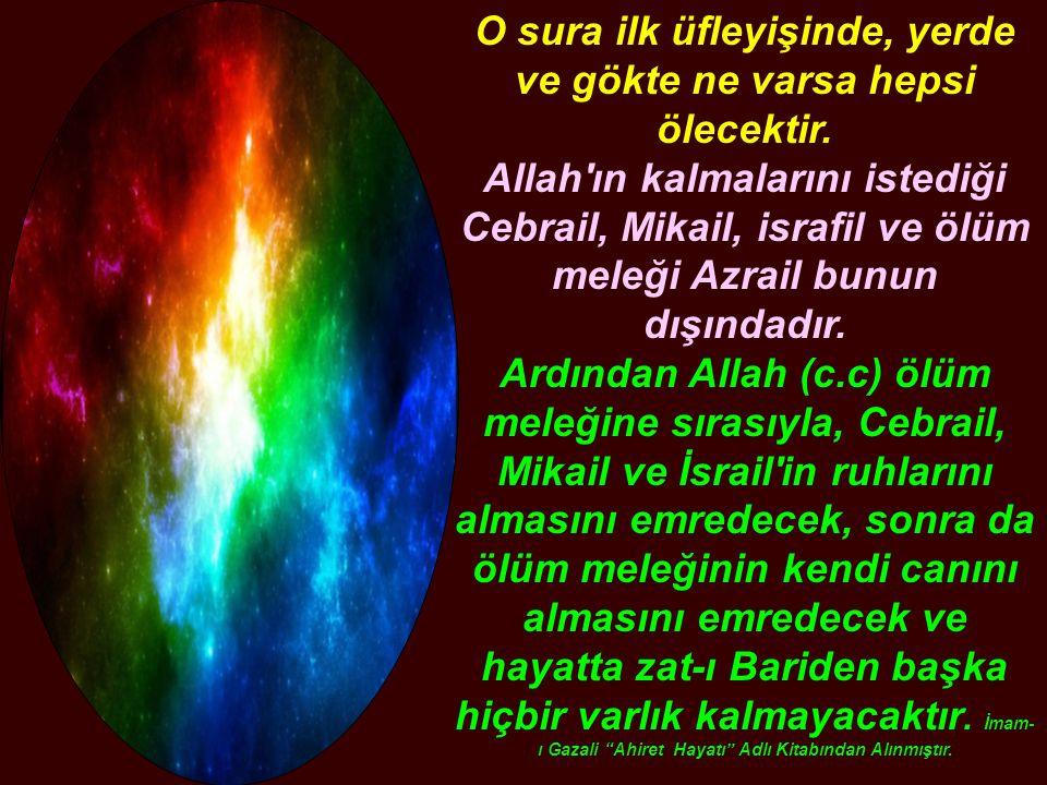 Kur'an-ı Kerim Müdessir Suresi 8-10. Ayetler.