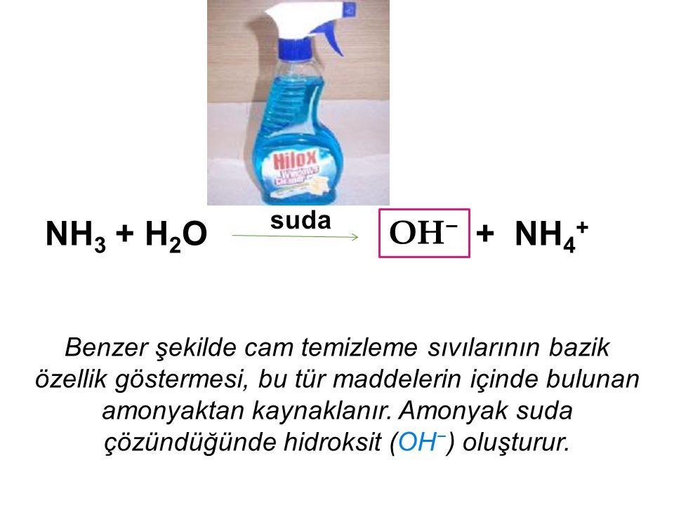 Gazlı içeceklerin asidik olması CO 2 gazının suda çözünerek H + iyonu oluşturmasından kaynaklanmaktadır. Bundan dolayı bu tür içeceklerin tadı ekşidir