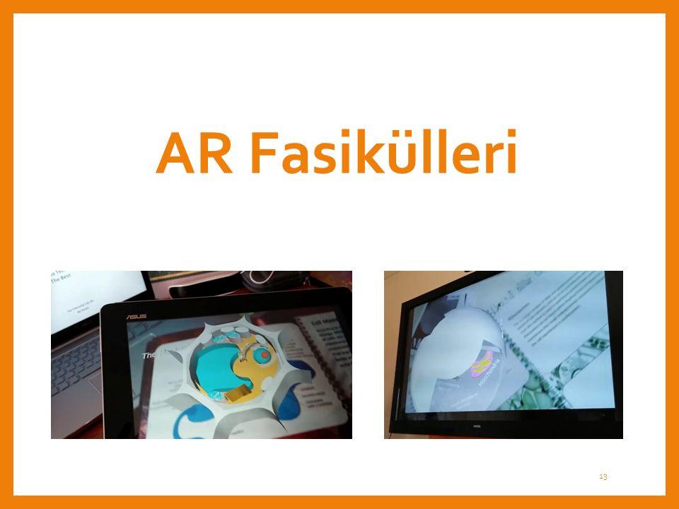 AR Fasikülleri 13