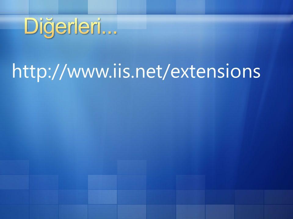 http://www.iis.net/extensions