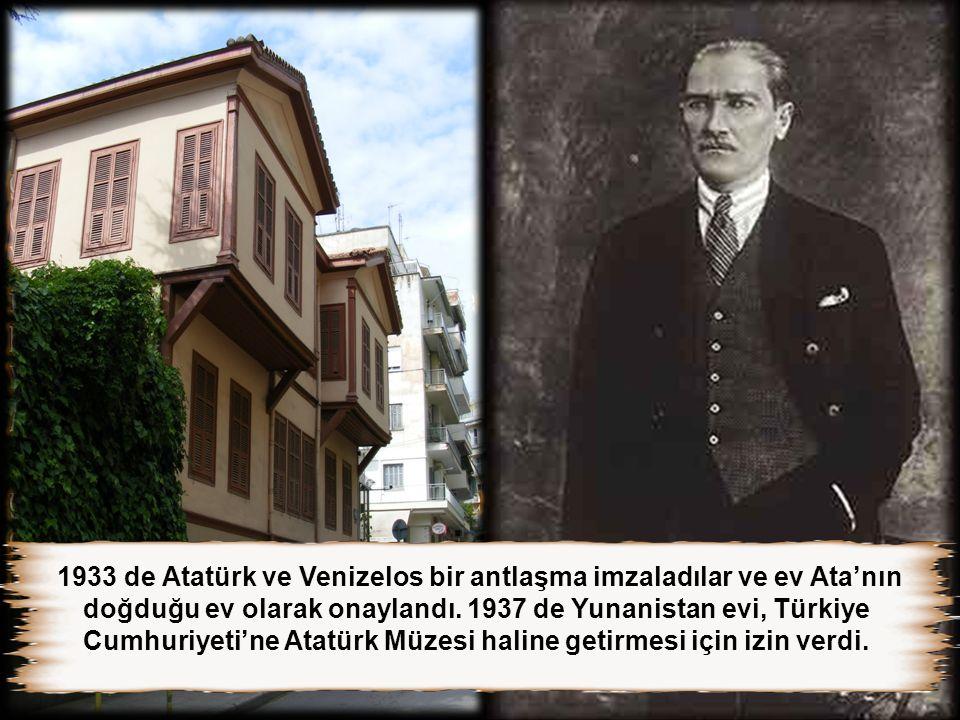 Mustafa Kemal'in Ailesi Ben Zübeyde. Hacı Sofi ailesindenim. Dedelerim, Osmanlı'nın yedinci padişahı Fatih tarafından iskân politikasına göre Konya'da
