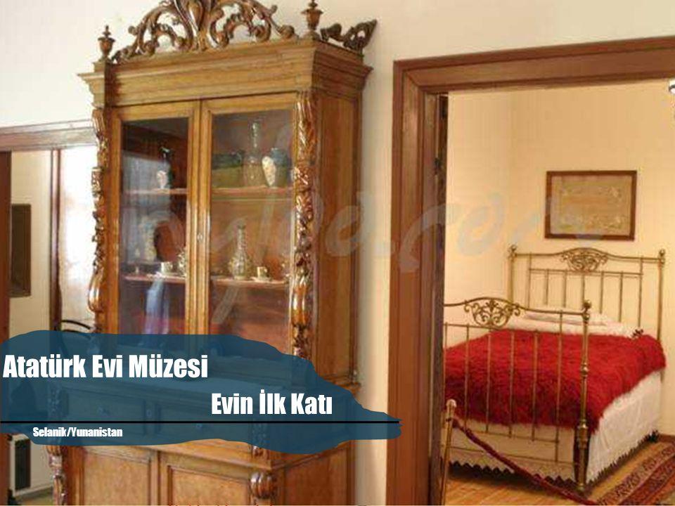1933 de Atatürk ve Venizelos bir antlaşma imzaladılar ve ev Ata'nın doğduğu ev olarak onaylandı. 1937 de Yunanistan evi, Türkiye Cumhuriyeti'ne Atatür