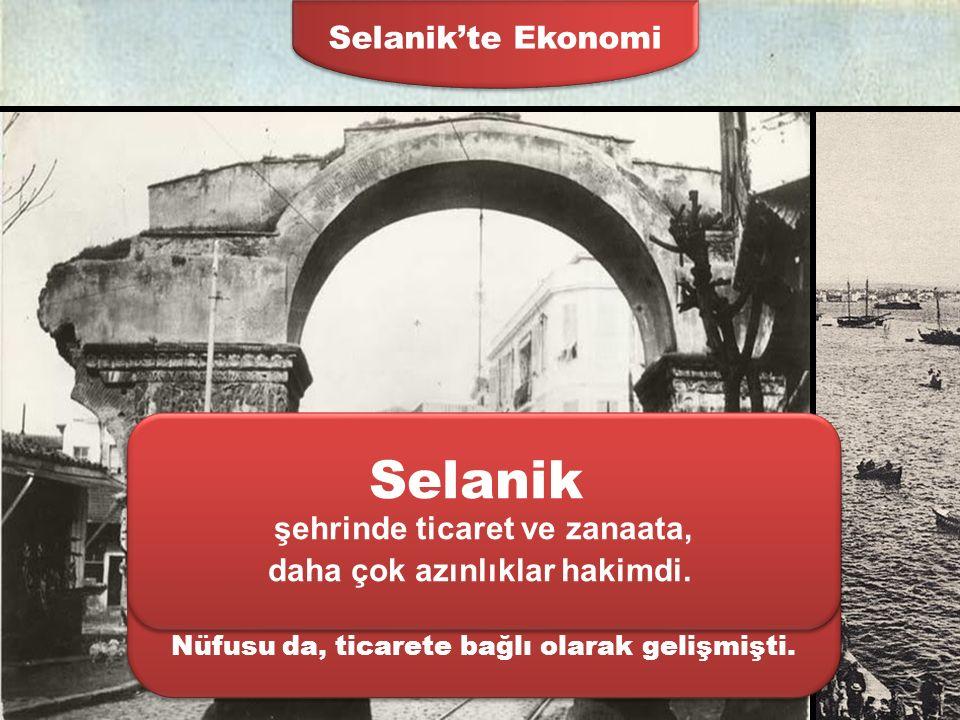 Selanik'in Konumu Haritada Selanik nerededir? Selanik, günümüzde hangi ülke Sınırları içindedir? Rumeli'de yer alan bir Osmanlı kenti olan Selanik içi