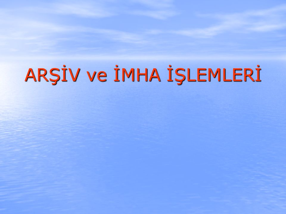 ARŞİV 1.