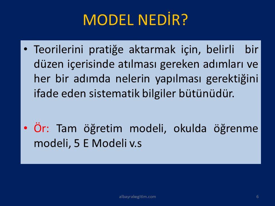 Probleme Dayalı Öğrenmenin Öğrenciye Sağladığı Faydalar 1.Bilimsel metodlar aktif olarak öğrenilir.