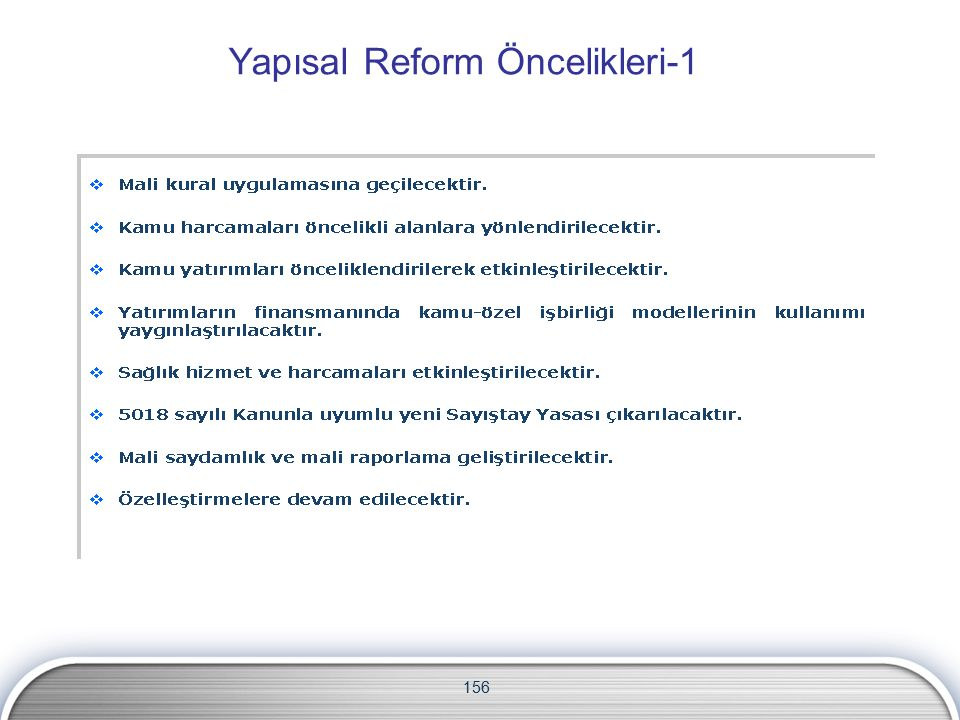 Yapısal Reform Öncelikleri-1 156
