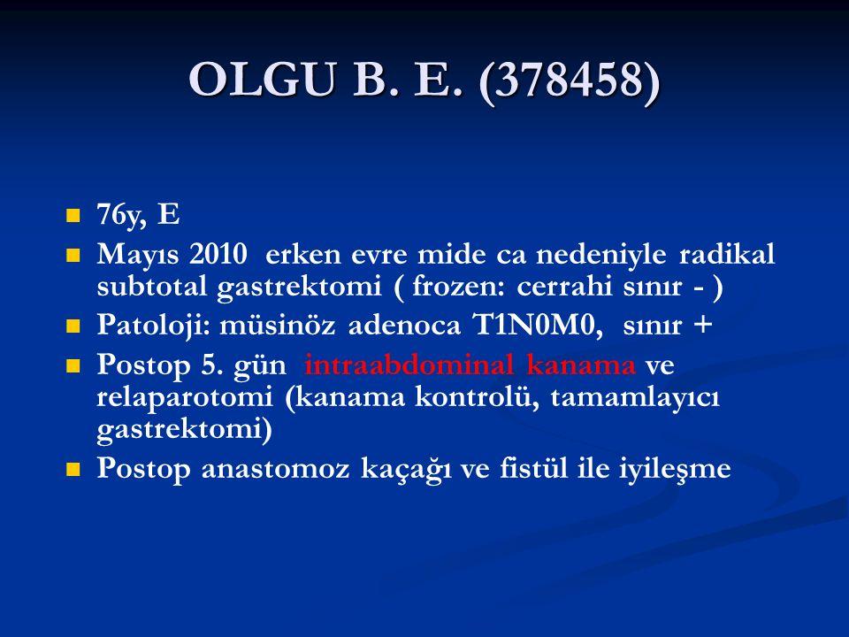 OLGU B. E.