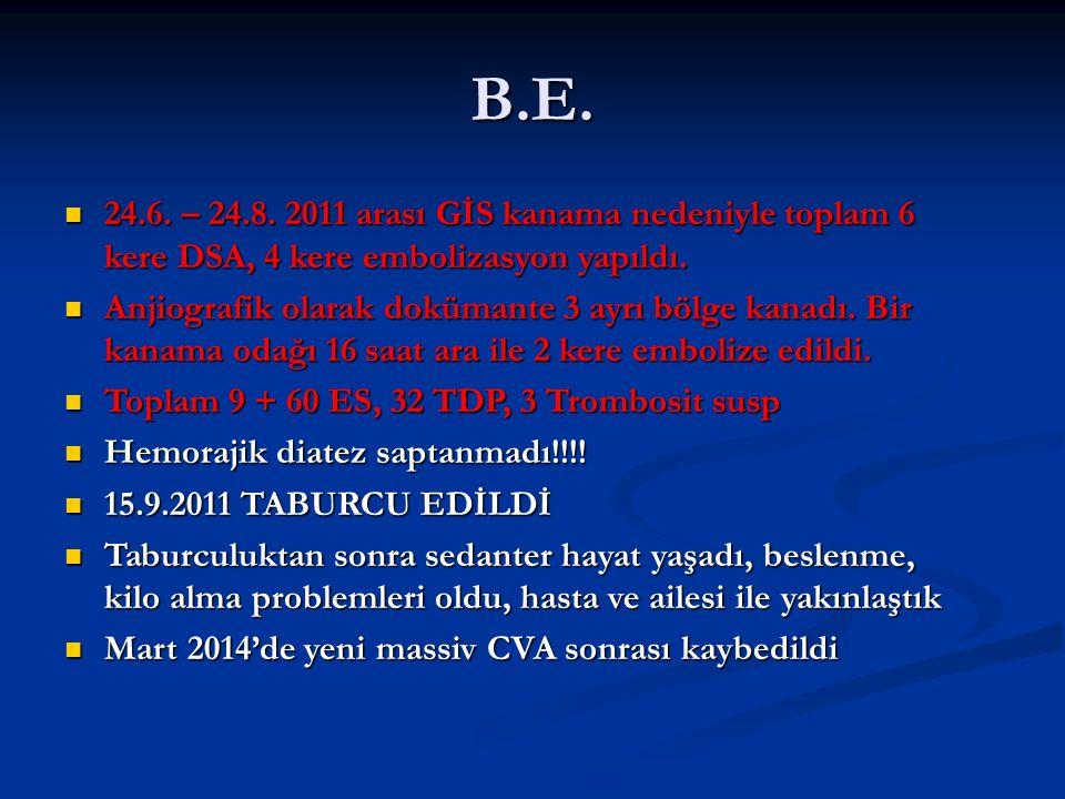 B.E. 24.6. – 24.8.