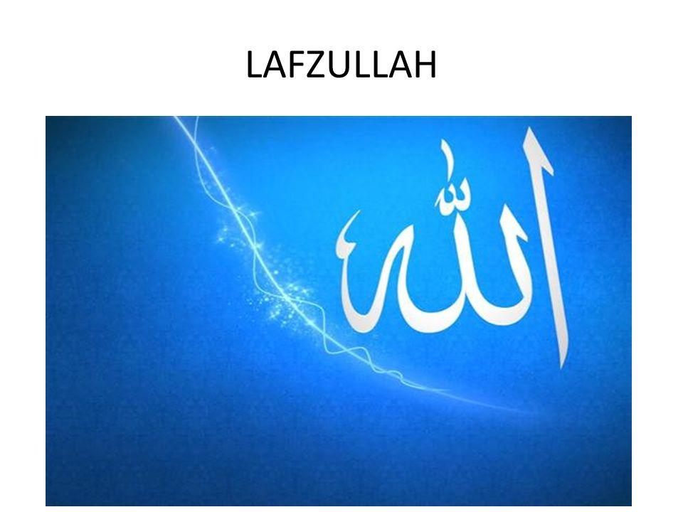 LAFZULLAH