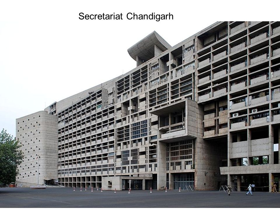 Secretariat Chandigarh