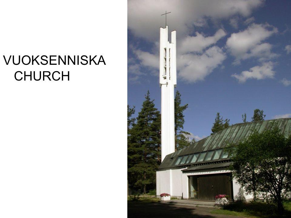 VUOKSENNISKA CHURCH