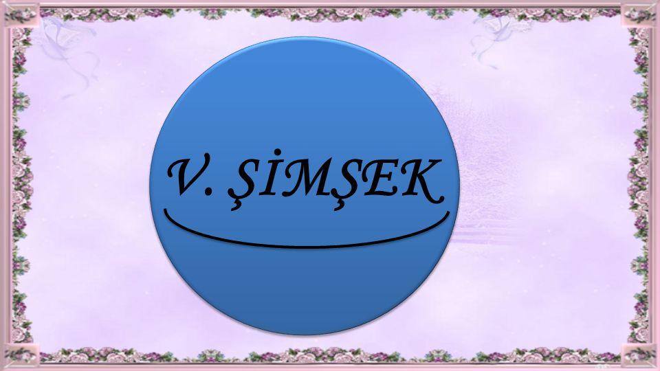 V. ŞİMŞEK