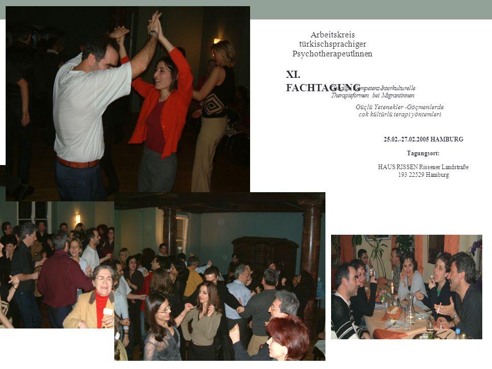 10. Treffen 2.– 4. April 2004 Hamminkeln V: Sabine Skutta, Mehmet Toker: 10 Jahre AKTPT.