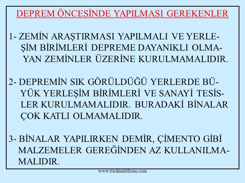 www.birikimbilisim.com HAZİNEDAR KONAĞI
