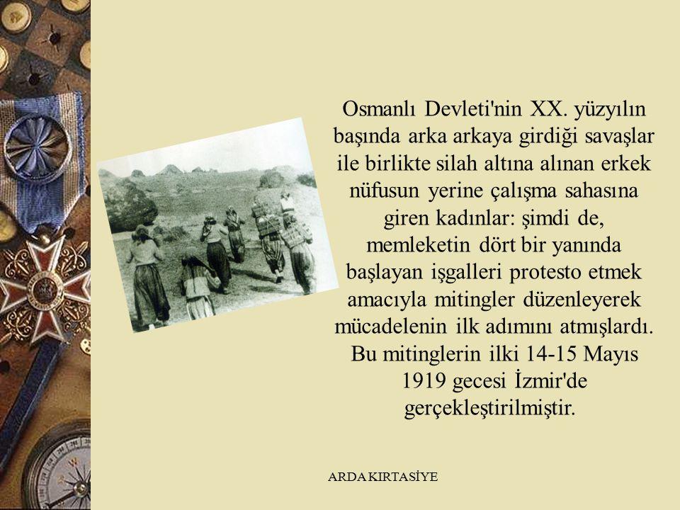 Osmanlı Devleti nin XX.