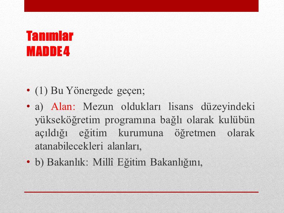 Kulübün çalışma esasları MADDE 6 d) 17/3/1981 tarihli ve 2429 sayılı Ulusal Bayram ve Genel Tatiller Hakkında Kanun ile 16/4/2012 tarihli ve 2012/3073 sayılı Bakanlar Kurulu Kararıyla yürürlüğe konulan Ulusal ve Resmî Bayramlar ile Mahalli Kurtuluş Günleri, Atatürk Günleri ve Tarihi Günlerde Yapılacak Tören ve Kutlamalar Yönetmeliği hükümlerine göre belirlenen tatillerde çocuk kulübü faaliyetleri yapılmaz.