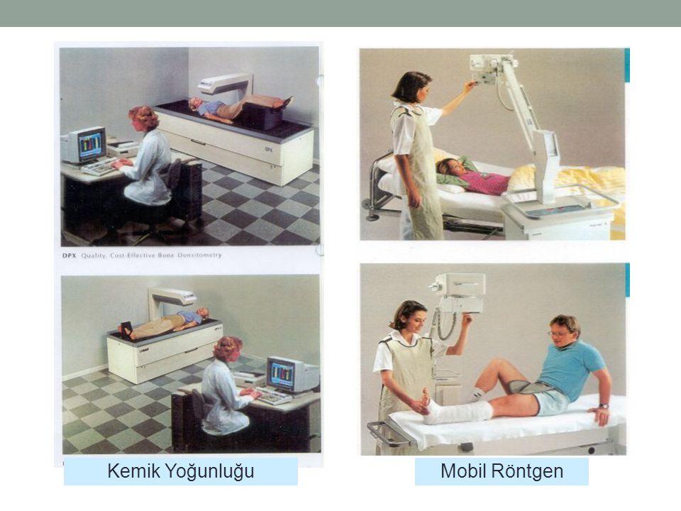 Kemik YoğunluğuMobil Röntgen