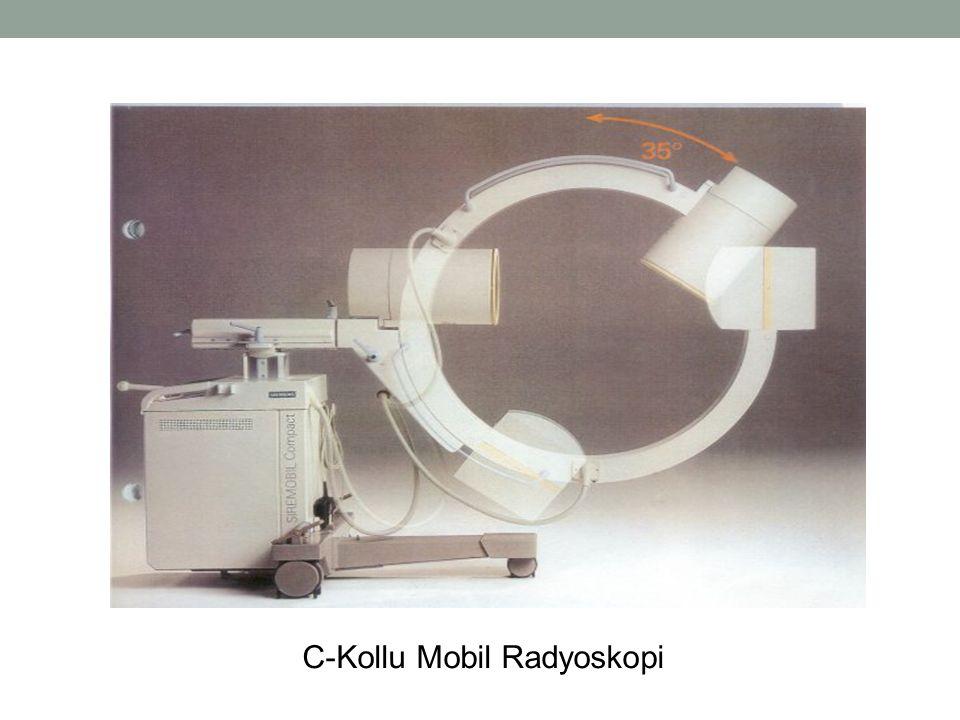C-Kollu Mobil Radyoskopi