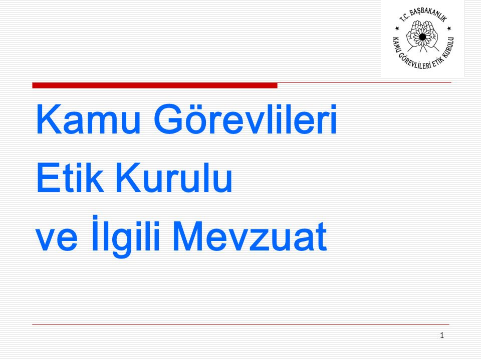12 Yolsuzluk algısı düzeyleri - Türkiye Sector ___2004__________2005 Vergi idaresi 4.2 4.2 Özel sektör /İş hayatı 4.1 4.0 Gümrükler 4.1 4.1 Sağlık Hizmetleri 4.1 4.1 Mahalli idareler 4.1 4.0 Siyasi Partiler 4.0 4.1 Kolluk 4.0 4.0 Yargı 3.9 4.0 Eğitim 3.9 4.0 Yasama 3.8 3.9 Media 3.8 3.8 Lisans ve izin hizmetleri 3.8 3.7 Sivil Toplum Kuruluşları 3.5 3.6 Din Hizmetleri 3.3 3.4 Silahlı kuvvetler 3.1 3.3 * (1) Yolsuzluk yok, (5) İleri düzeyde yolsuzluk var ) (Transparency International 2004 and 2005 Global Yolsuzluk Raporları)