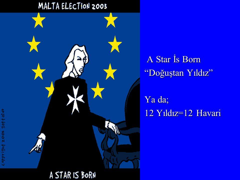 A Star İs Born Doğuştan Yıldız Ya da; 12 Yıldız=12 Havari