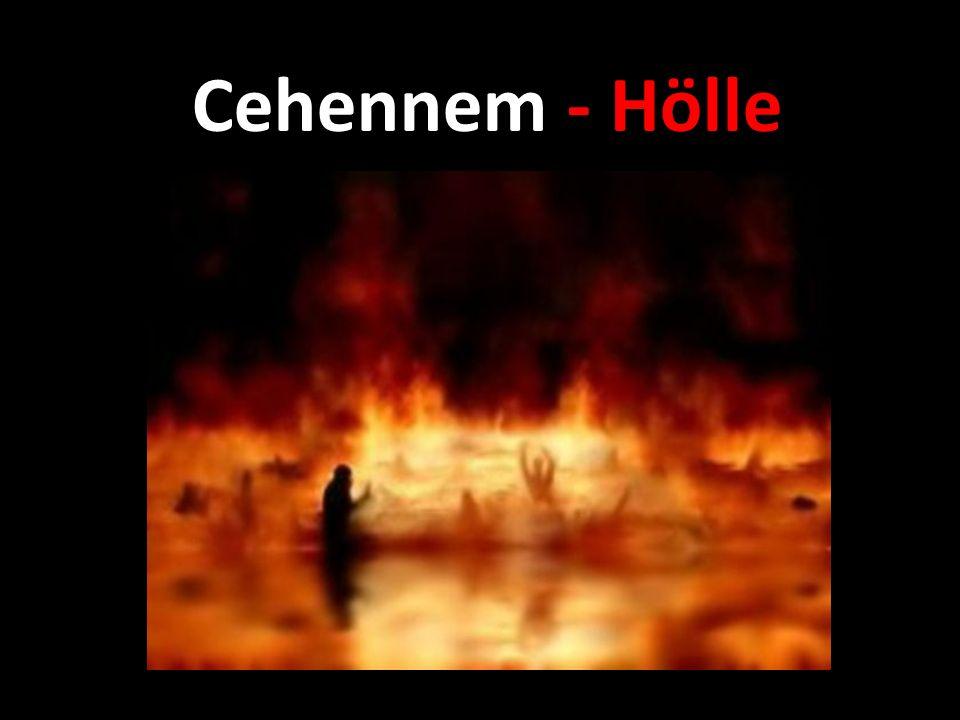 Cehennem - Hölle