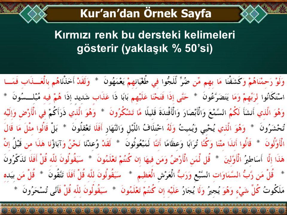 Kuran ı anlamak ve Arap Dilini Öğrenmek Yaklaşımımızdaki 3 Temel Fark